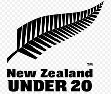 NZ U20s training squad announced
