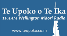 Wellington Maori Radion 1161AM