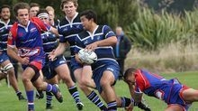 7 April High scoring in Easter Monday Dunedin club rugby