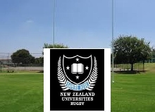 New Zealand Universities team named for internal tour
