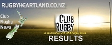Easter Weekend New Zealand Club Rugby results