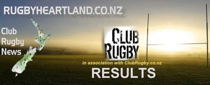 New Zealand club rugby round-up for 24 June