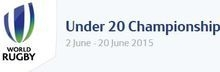 2 June Follow the U20 World Championship