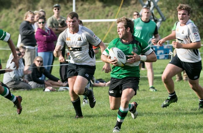 Coastal and Old Boys through to Taranaki club final