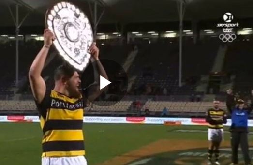 Ranfurly Shield changes hands