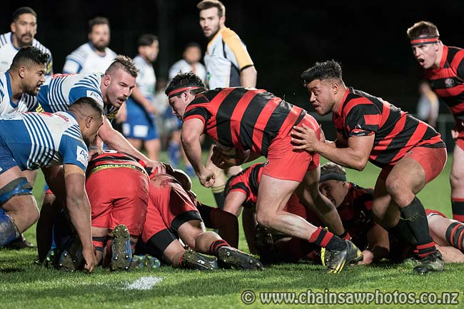 Plenty at stake in club rugby this weekend