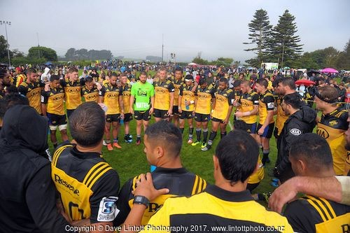 Aisle Be Back: Hurricanes v Sunwolves