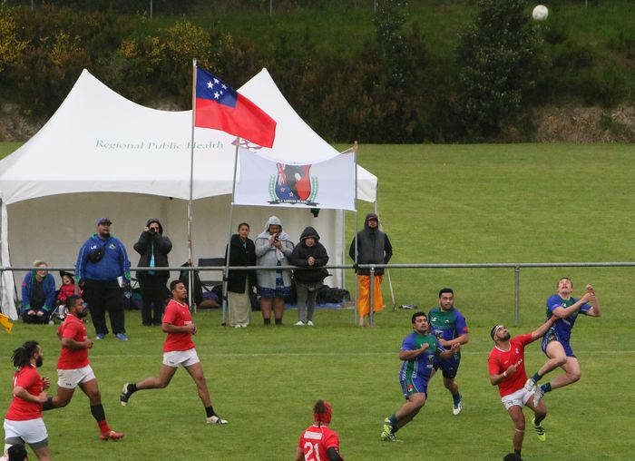 Aiga Malisi win Village Kings tournament at Porirua Park