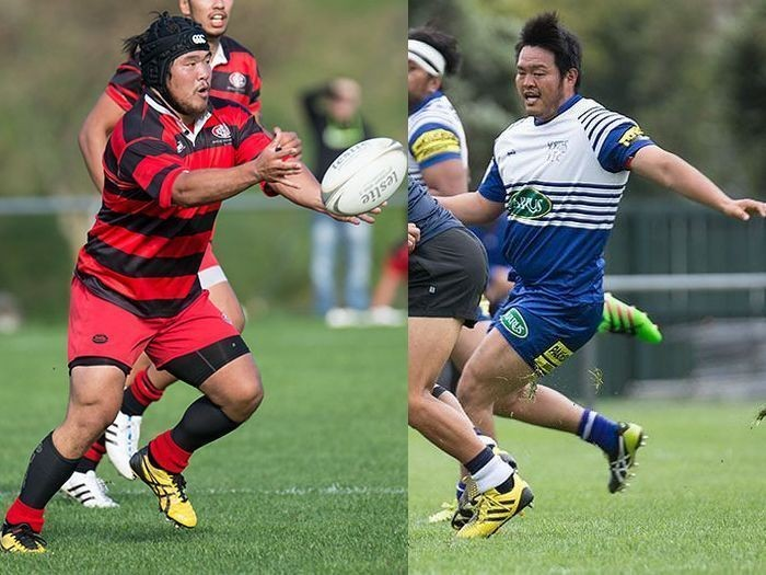 Japanese players making their marks in Wellington club rugby
