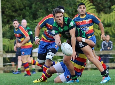 MSP flicks the switch at Porirua Park in exciting round of club rugby