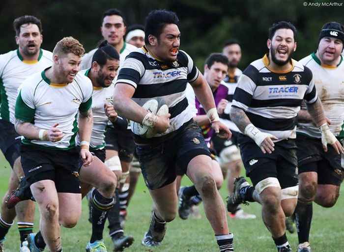 Crunch time in tomorrow's sixth round of Premier club rugby