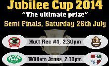 23rd July Jubilee Cup semi-finals