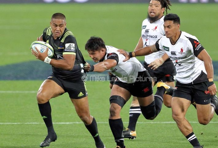 Aisle be back:Hurricanes v Sunwolves