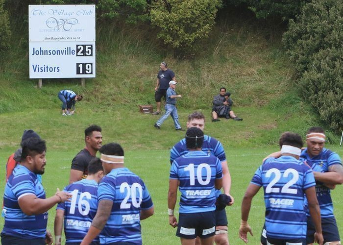 Upsets, close results mark second round of Wellington club rugby
