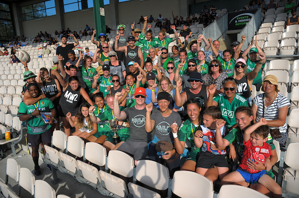 Waikato and Manawatu win National Sevens titles