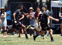 Melville beat Upper Hutt Rams in final to win National Club Sevens