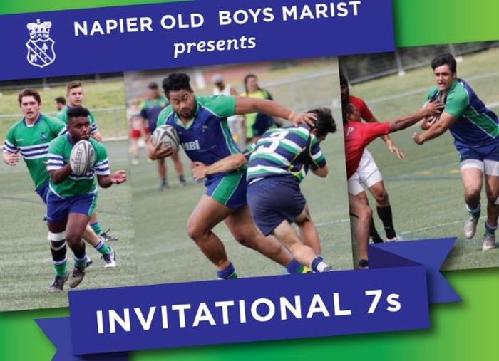 Sevens tournaments in Napier and Pukekohe this Saturday