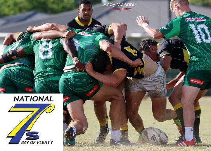 National Sevens tournament this weekend