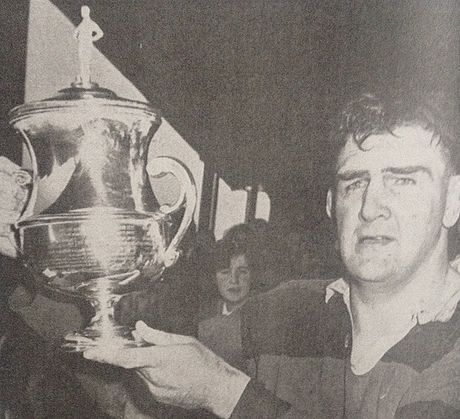 A chat with Wellington rugby legend Nev MacEwan