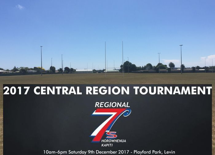 Central Sevens in Levin this Saturday