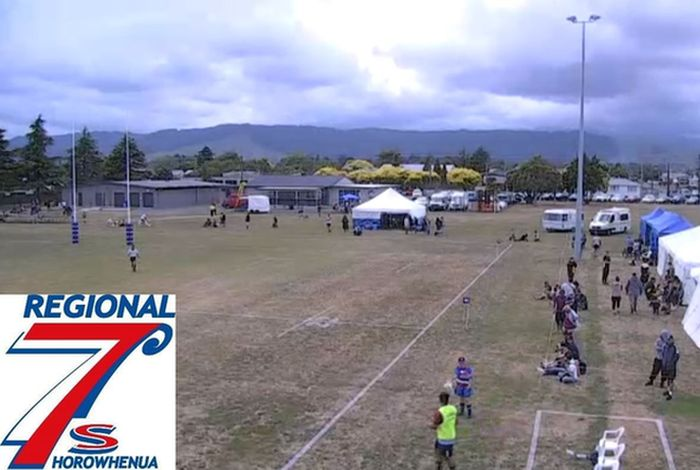 Central 7s in Levin on Saturday
