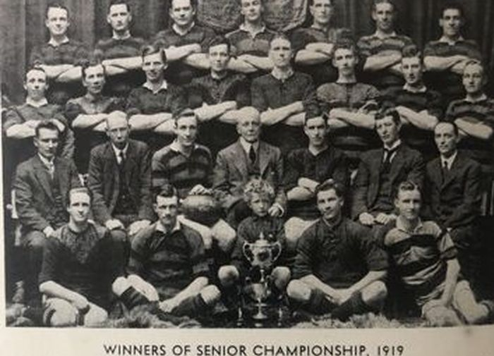 1919 – the year the rugby roared. Part 2: the club rugby season
