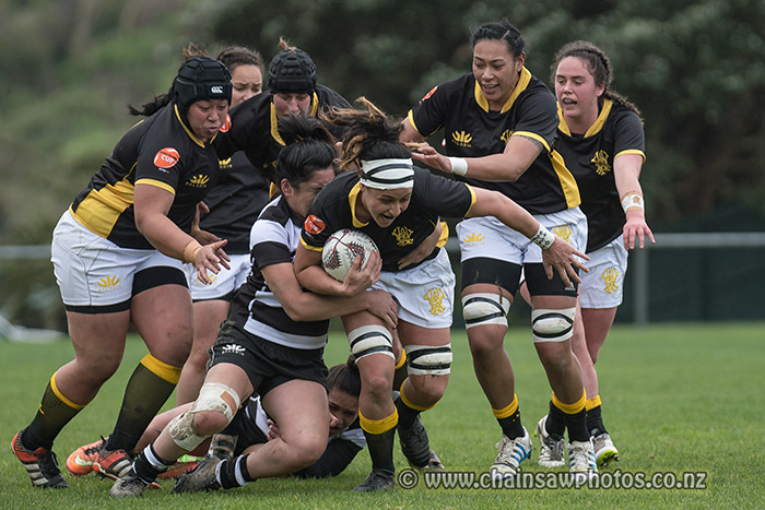 Wellington Pride, Samoans and Maori sides in action at home tomorrow