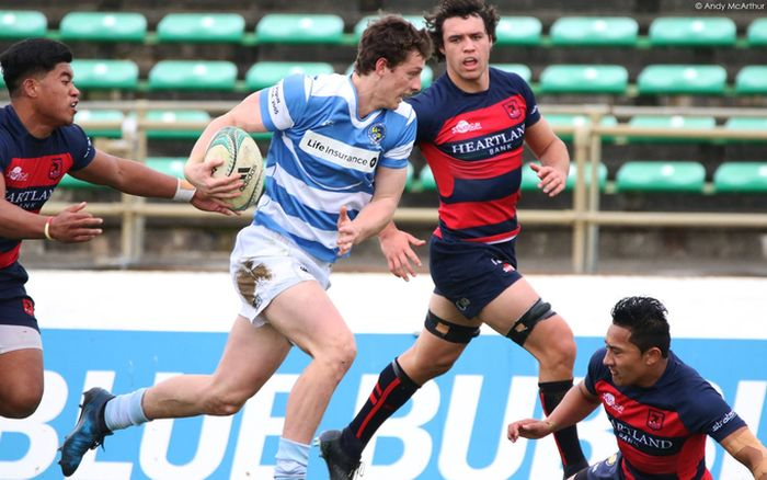 Exciting talent in Hurricanes U20s to meet Blues