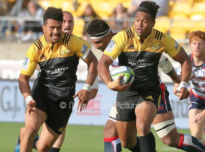 Hurricanes genuine contenders to win Super Rugby this year