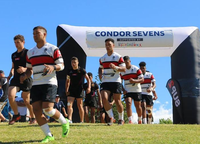 Semi-finals for two Wellington teams at Condor Sevens