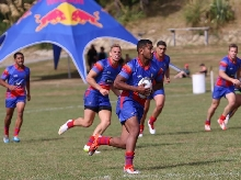 Suburbs loom large on day two; MSP claim women�s title at National Club 7s