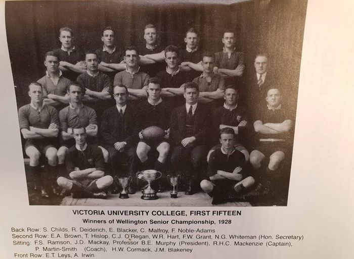 1929 – The first Jubilee Cup season and the rise and fall of University