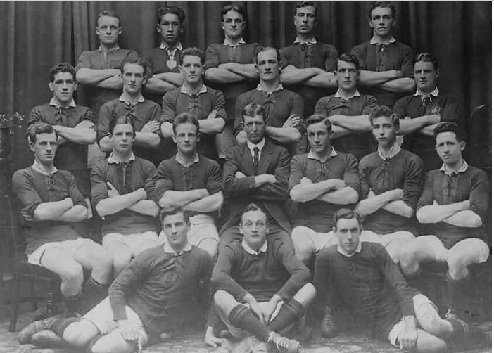 Wellington's Ghost Rugby clubs - Part 4 Selwyn Football Club, Thorndon