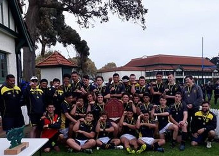 Wellington teams retain Hurricanes Youth Rugby Council U16 titles