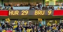 28 June Super Rugby final in Wellington