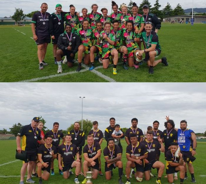 Wellington and Manawatu teams win Central 7s