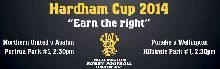 23rd July Hardham Cup semi-finals