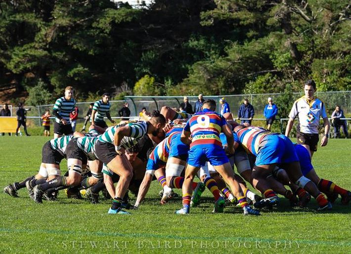 The A-Z of Wellington Club Rugby for 2018